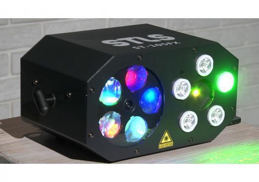 STLS ST-105FX: 3