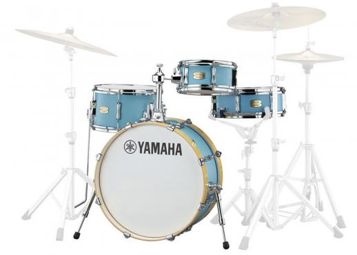 Yamaha Stage Custom Hip (Matte Surf Green): 1
