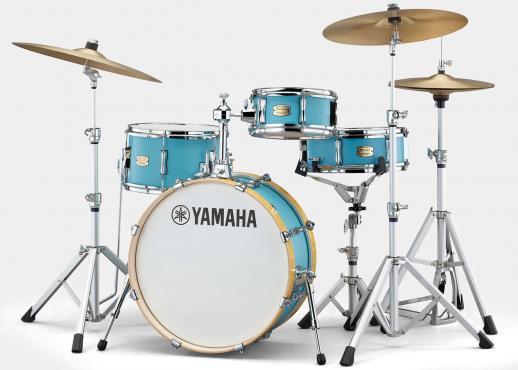 Yamaha Stage Custom Hip (Matte Surf Green): 2