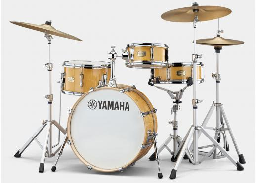 Yamaha Stage Custom Hip (Natural Wood): 2