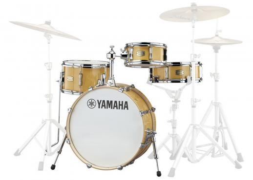 Yamaha Stage Custom Hip (Natural Wood): 1
