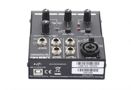 ART USB Mix: 3
