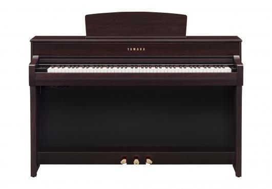 Yamaha Clavinova CLP-745 (Rosewood): 2