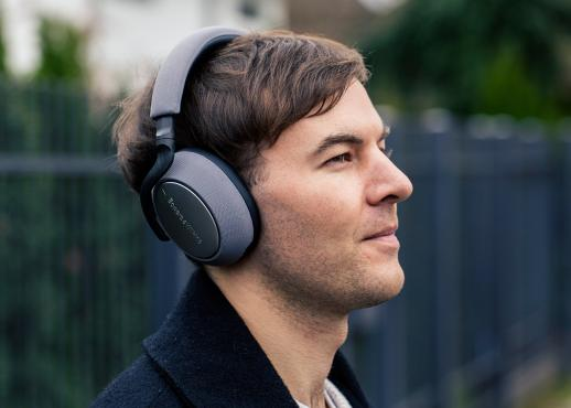 Bowers Wilkins PX7 Space Grey: 3