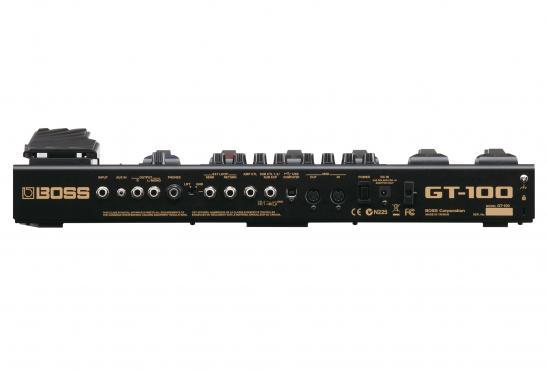 Boss GT-100: 3