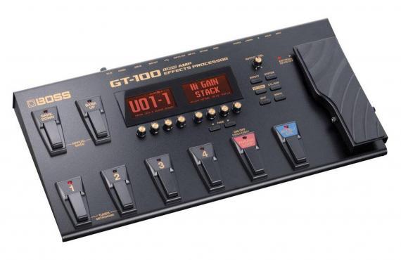 Boss GT-100: 2