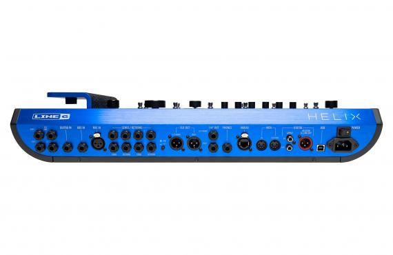 Line6 HELIX Limited Edition Blue: 3