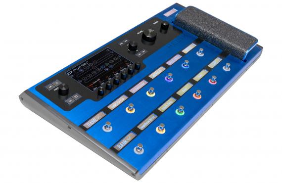 Line6 HELIX Limited Edition Blue: 2