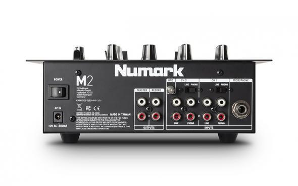 Numark M2: 2