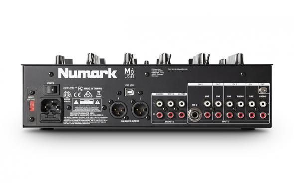 Numark M6 USB: 3