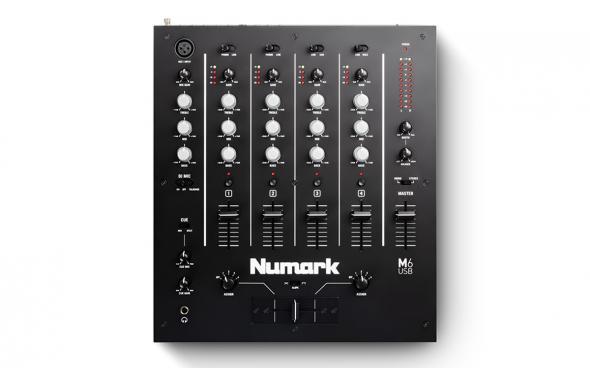 Numark M6 USB: 1