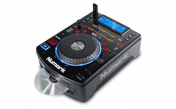 Numark NDX500: 2