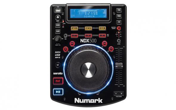 Numark NDX500: 1