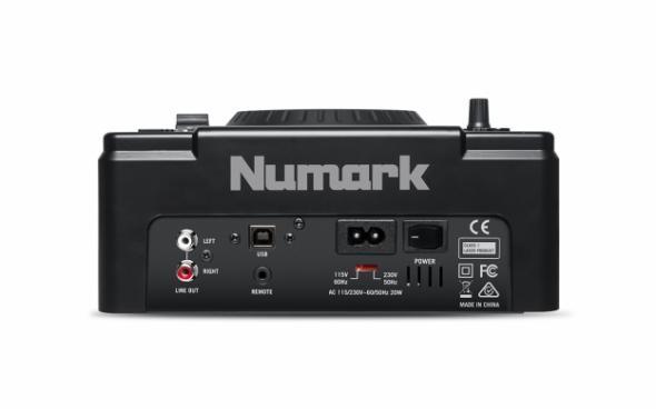Numark NDX500: 3