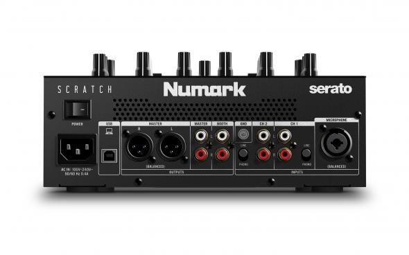 Numark Scratch: 3