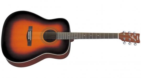 Yamaha F370 (Tabacco Brown Sunburst): 1