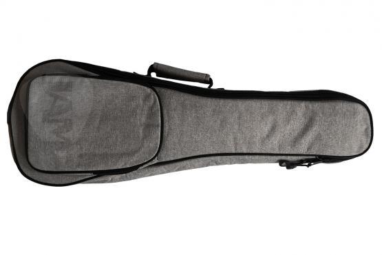 Fzone CUB7 Concert Ukulele Bag (Grey): 1