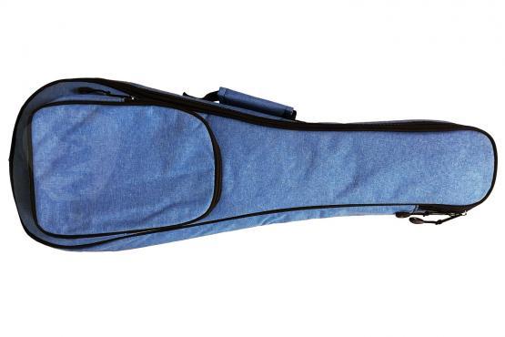 Fzone CUB7 Concert Ukulele Bag (Blue): 1