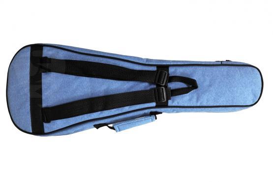 Fzone CUB7 Concert Ukulele Bag (Blue): 2