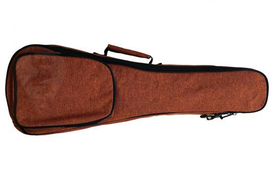 Fzone CUB7 Concert Ukulele Bag (Orange): 1