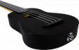 Flight TUS35E Electro-Acoustic Black Travel: 3