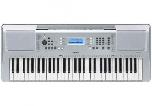 Yamaha YPT-370 (+блок питания и стойка): 1