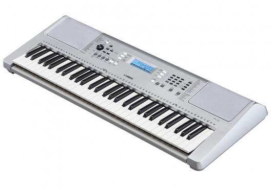 Yamaha YPT-370 (+блок питания и стойка): 3