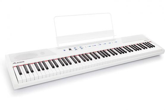 Alesis Recital White (+подарок и блок питания): 2