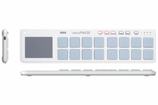 KORG NANOPAD 2 WH MIDI: 2