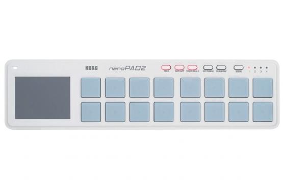 KORG NANOPAD 2 WH MIDI: 1