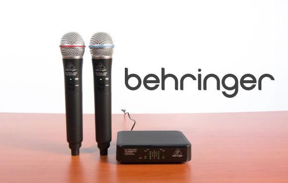 Behringer ULM302MIC: 3