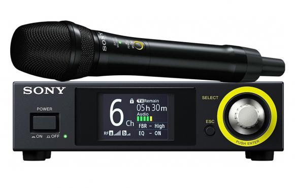 Sony PRO DWZ-M70: 1