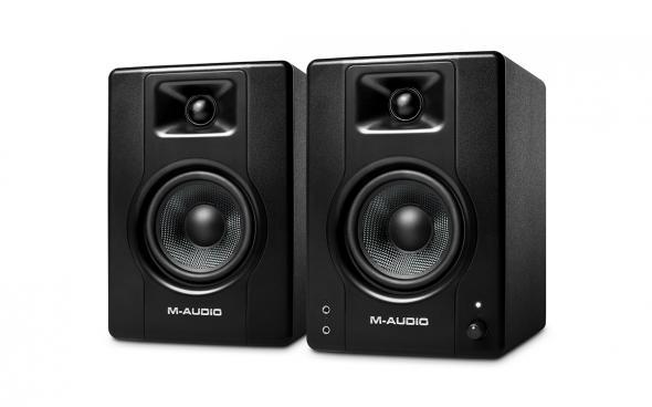 M-Audio BX4: 1