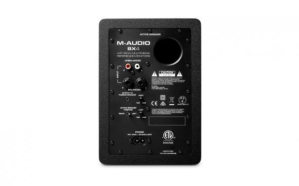 M-Audio BX4: 2