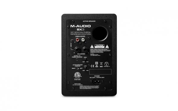 M-Audio BX3: 3