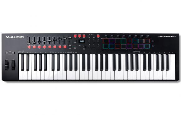 M-Audio Oxygen Pro 61: 1
