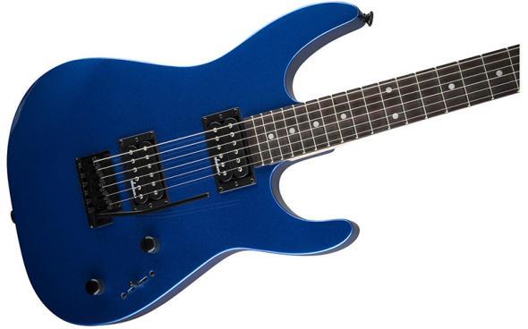 Jackson JS11 AR METALLIC BLUE: 3
