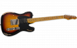 LTD TE-254 Distressed (3-Tone Burst): 3