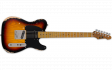 LTD TE-254 Distressed (3-Tone Burst): 1