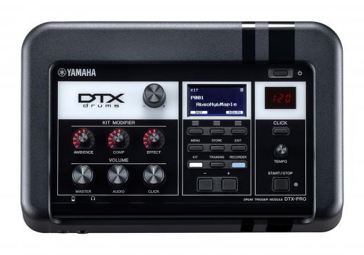 Yamaha DTX6K3-X: 4