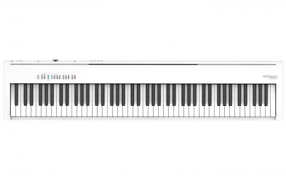 Roland FP30X WH: 1