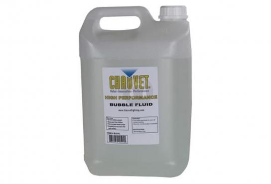 Chauvet BJ5 BUBBLE FLUID 5L: 1