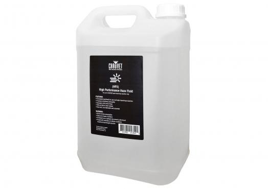 Chauvet HF5 (HJ5) High Performance Haze Fluid: 1