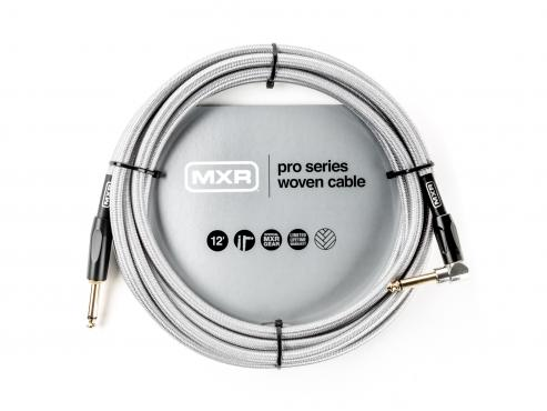 MXR Pro Series Woven Instrument Cable Right/Straight (3.65m): 1