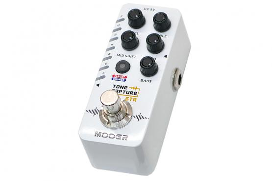 Mooer Tone Capture GTR: 3