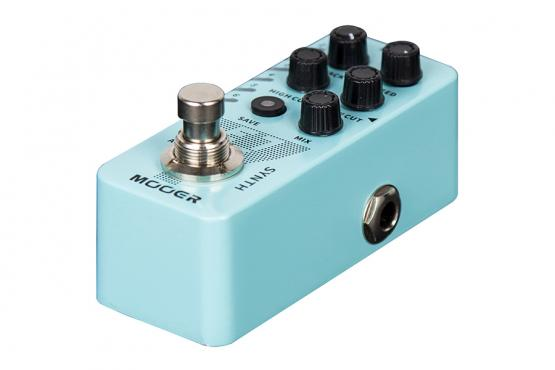 Mooer E7 Polyphonic Guitar Synth: 3
