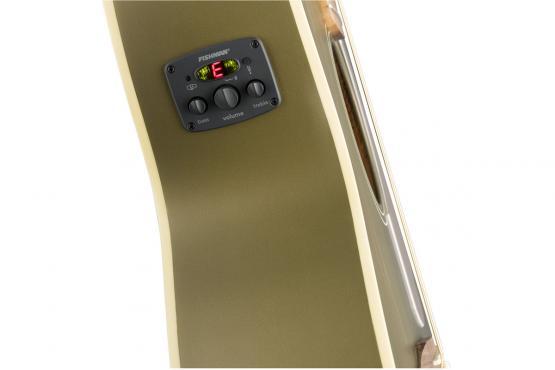Fender NEWPORTER PLAYER ICE OLIVE SATIN: 3