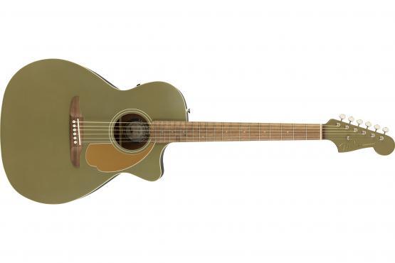 Fender NEWPORTER PLAYER ICE OLIVE SATIN: 1