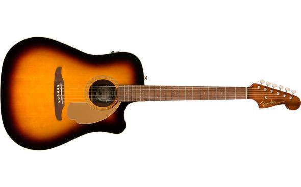 Fender REDONDO PLAYER SUNBURST WN: 1