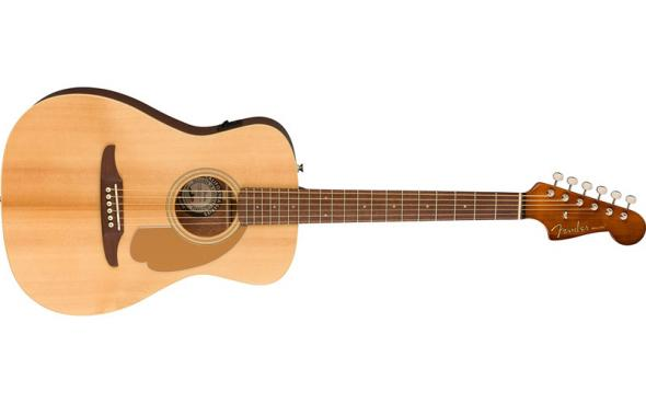 Fender MALIBU PLAYER NATURAL WN: 1